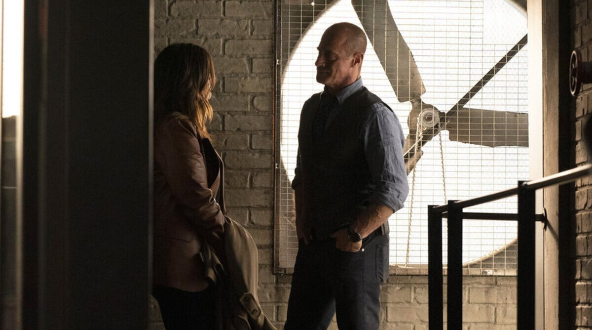 law and order organized crime benson and stabler leaning