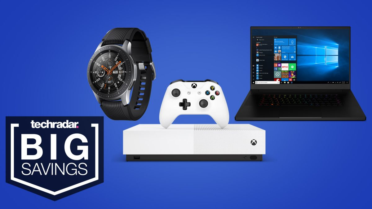 Microsoft's Pi Day sale: deals on laptops, Xbox One consoles, Galaxy Watch, and more