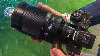 The monster Nikon Z 58mm f/0.95 S Noct could have been even BIGGER