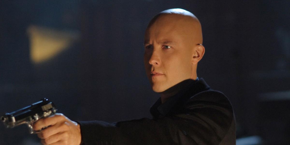 Michael Rosenbaum in Smallville