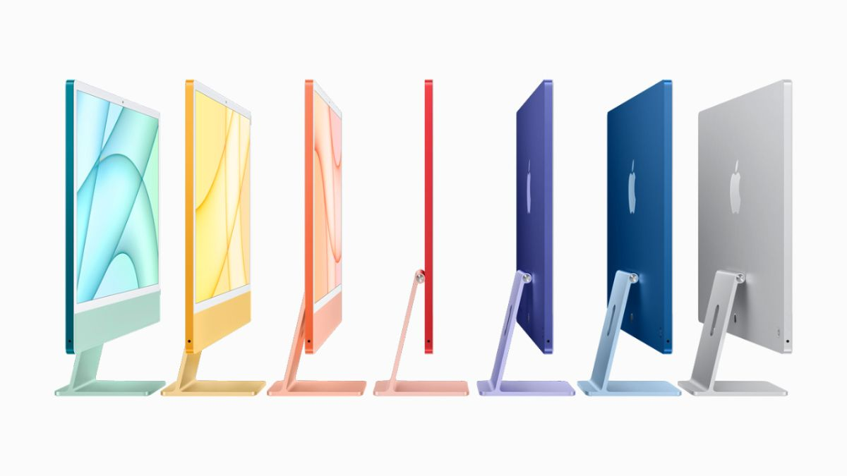iMac 2021 pre-orders begin, but there's bad news on some color options