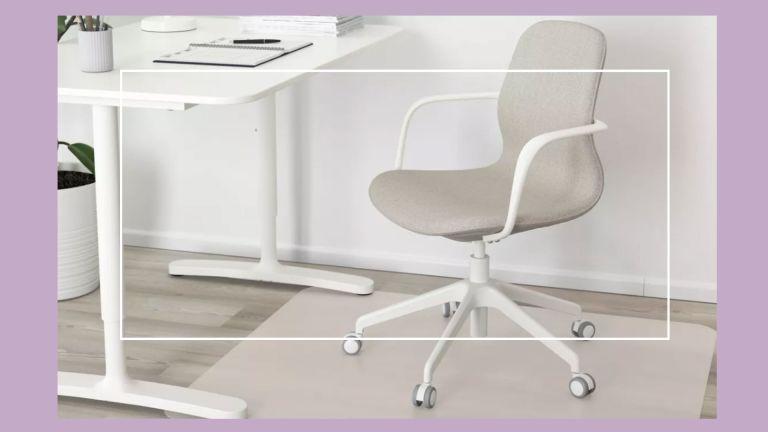 Ikea Langfjall chair