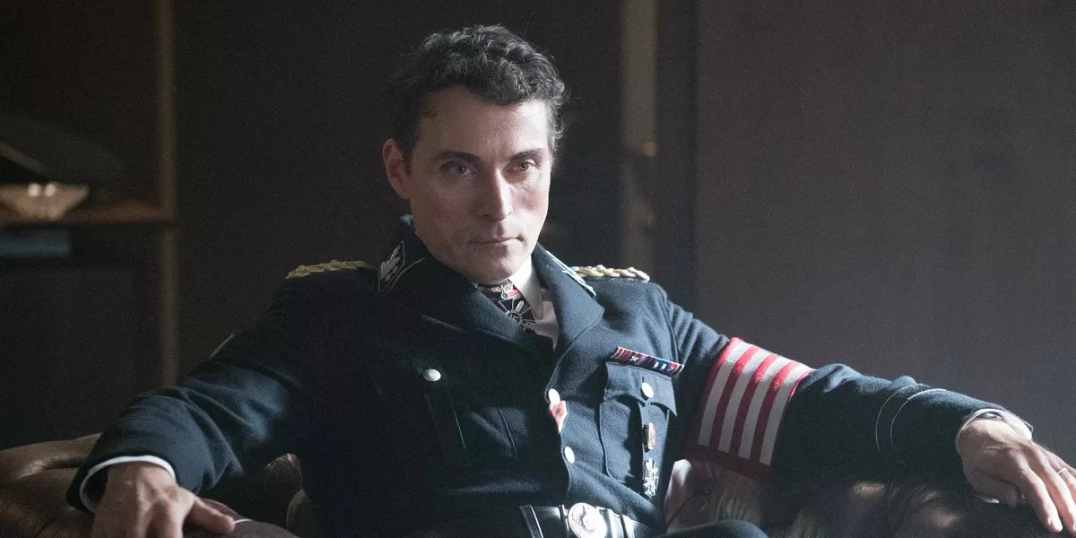 Rufus Sewell in The Man in the High Castle