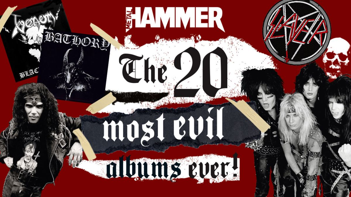 The 20 most evil albums of the 80s