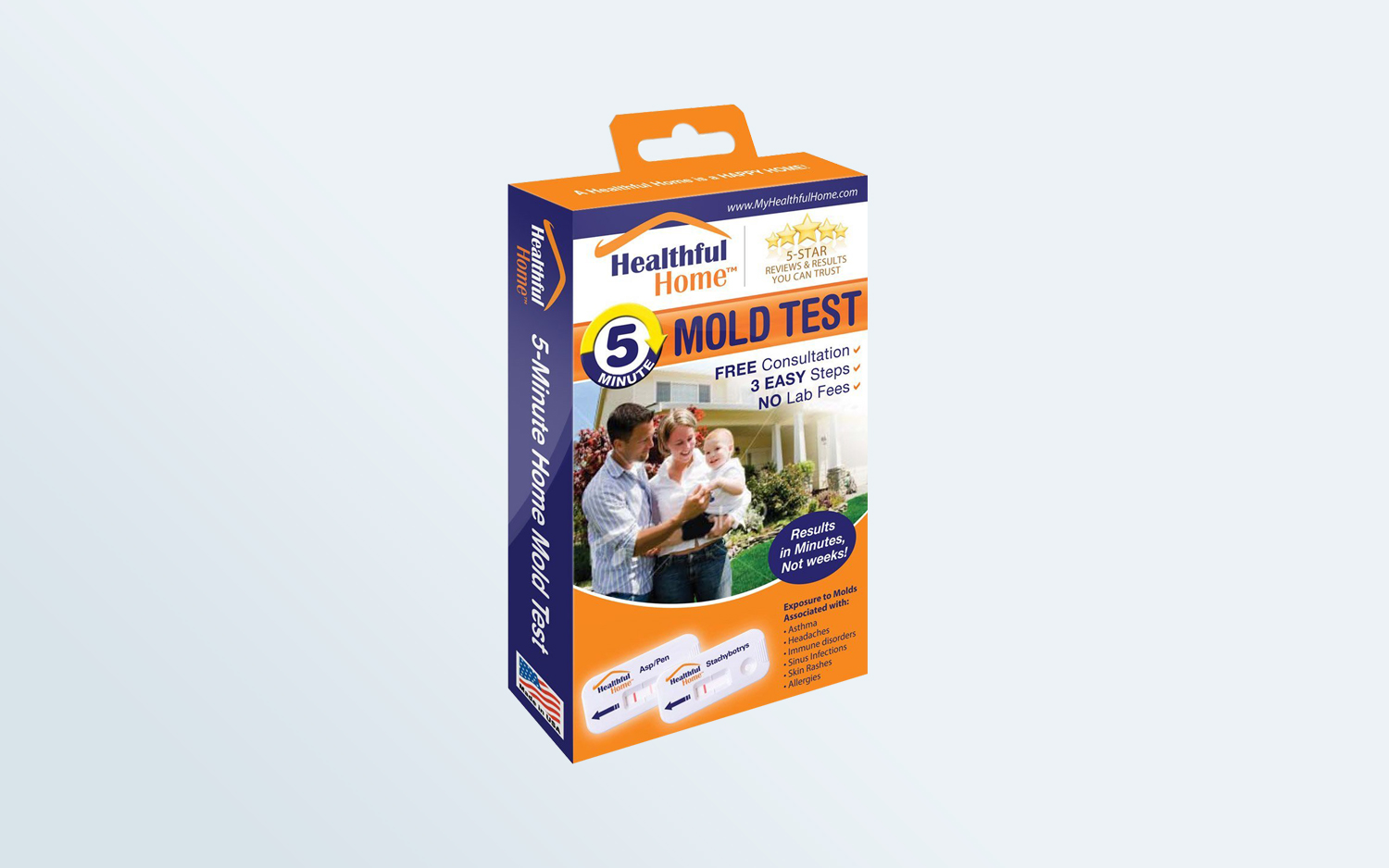 Best Mold Test Kits Of 2019 Detect Yeast And Fungus At Home Top Ten Reviews