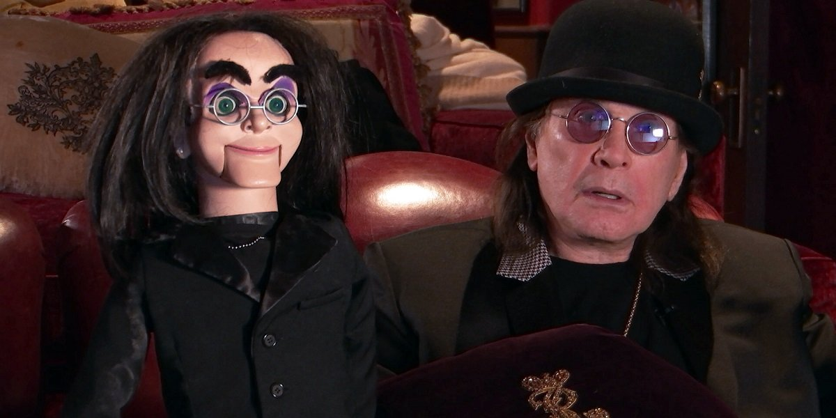 Ozzy Osbourne Celebrity Watch Party Fox