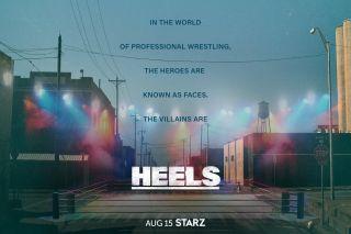 Heels on Starz promo
