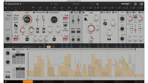 Native Instruments Massive X review | MusicRadar