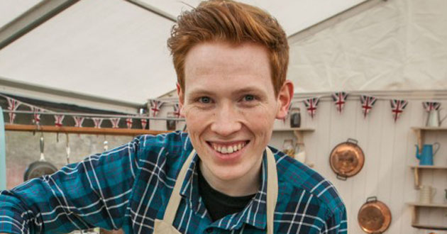 Andrew, Great British Bake Off
