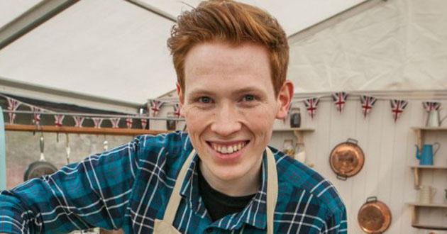 Andrew, Great British Bake Off