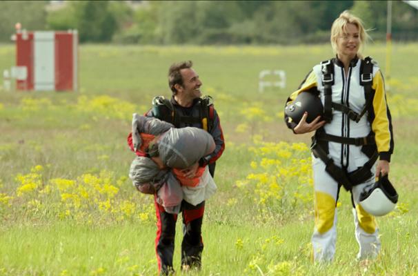 Up for love french rom com starring jean dujardin for Film de jean du jardin