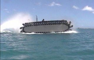DARPA Captive Air Amphibious Transporter