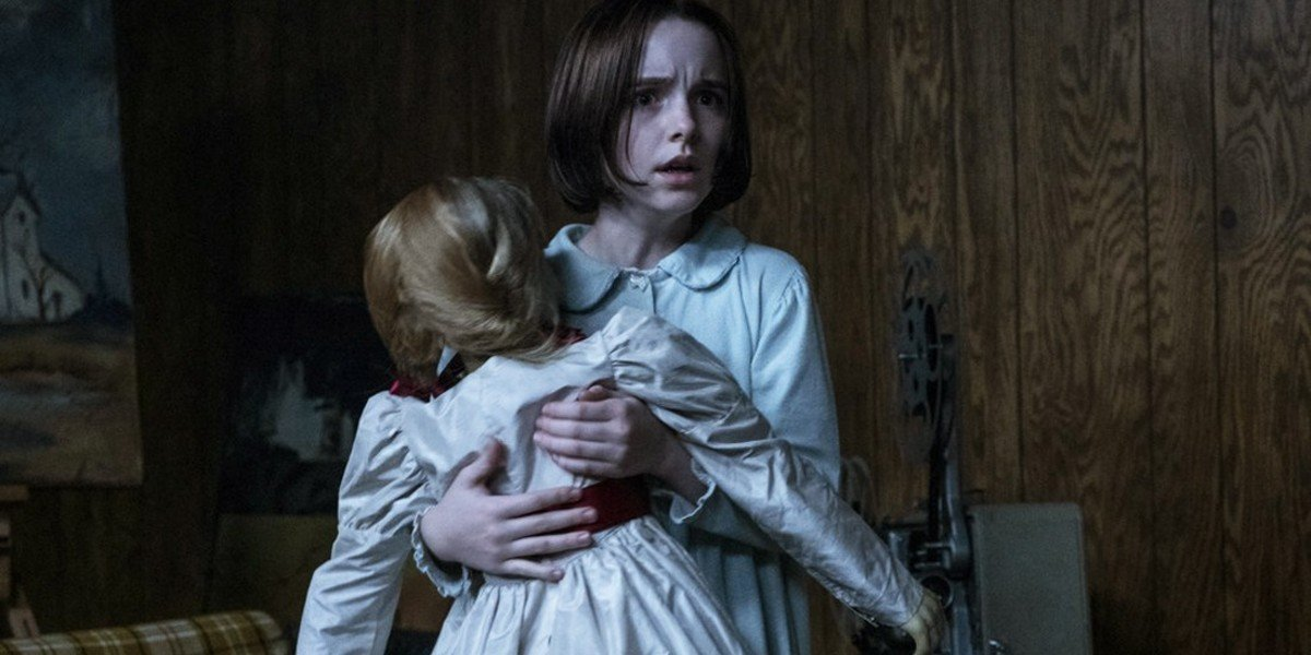 McKenna Grace- Annabelle Comes Home