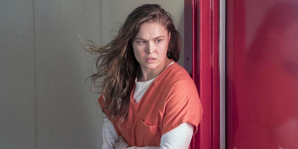 Blindspot Ronda Rousey Devon Penberthy NBC