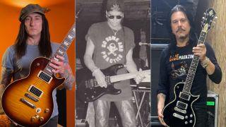 Denmark Street Guitars is selling Guns N' Roses gear