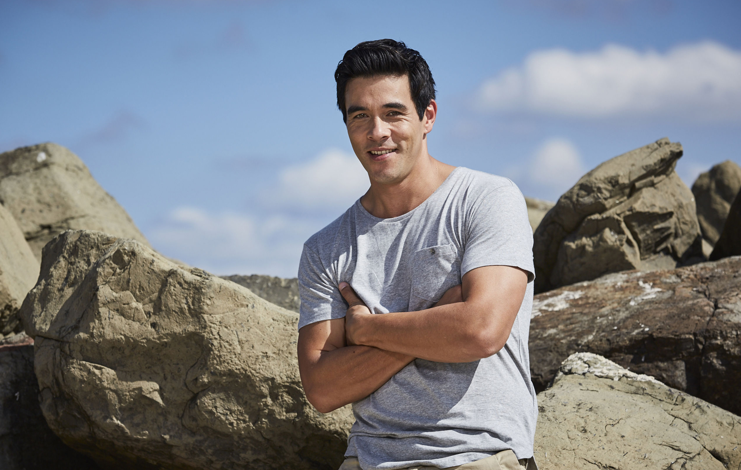 Justin Morgan in Home and Away