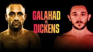 DAZN and Matchroom Boxing present Kid Galahad vs. Jazza Dickens 2 in Matchroom Fight Camp