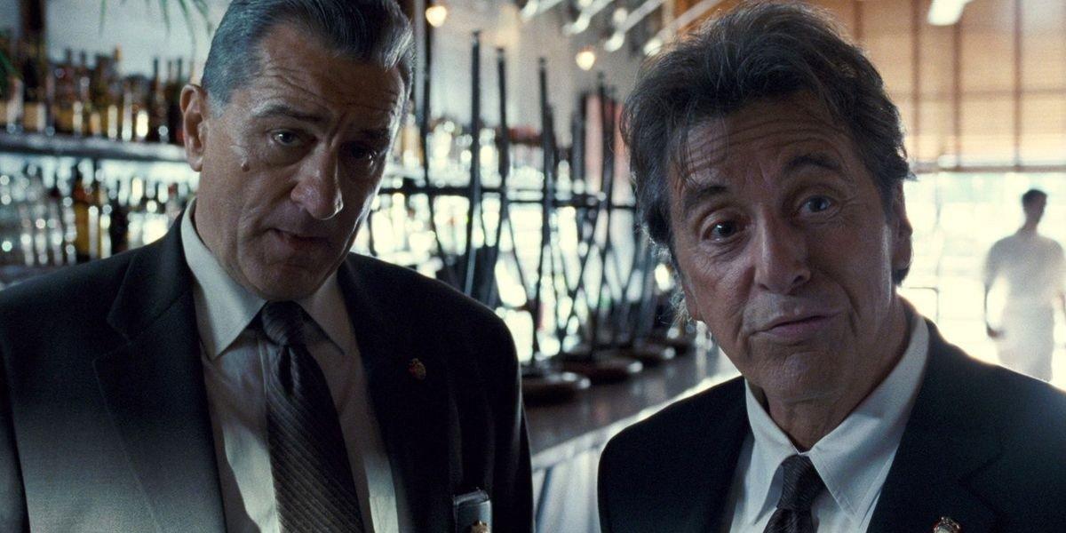 Robert De Niro, Al Pacino - Righteous Kill
