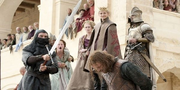 game of thrones baelor ned stark execution