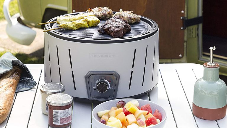 Portable bbq from Campart