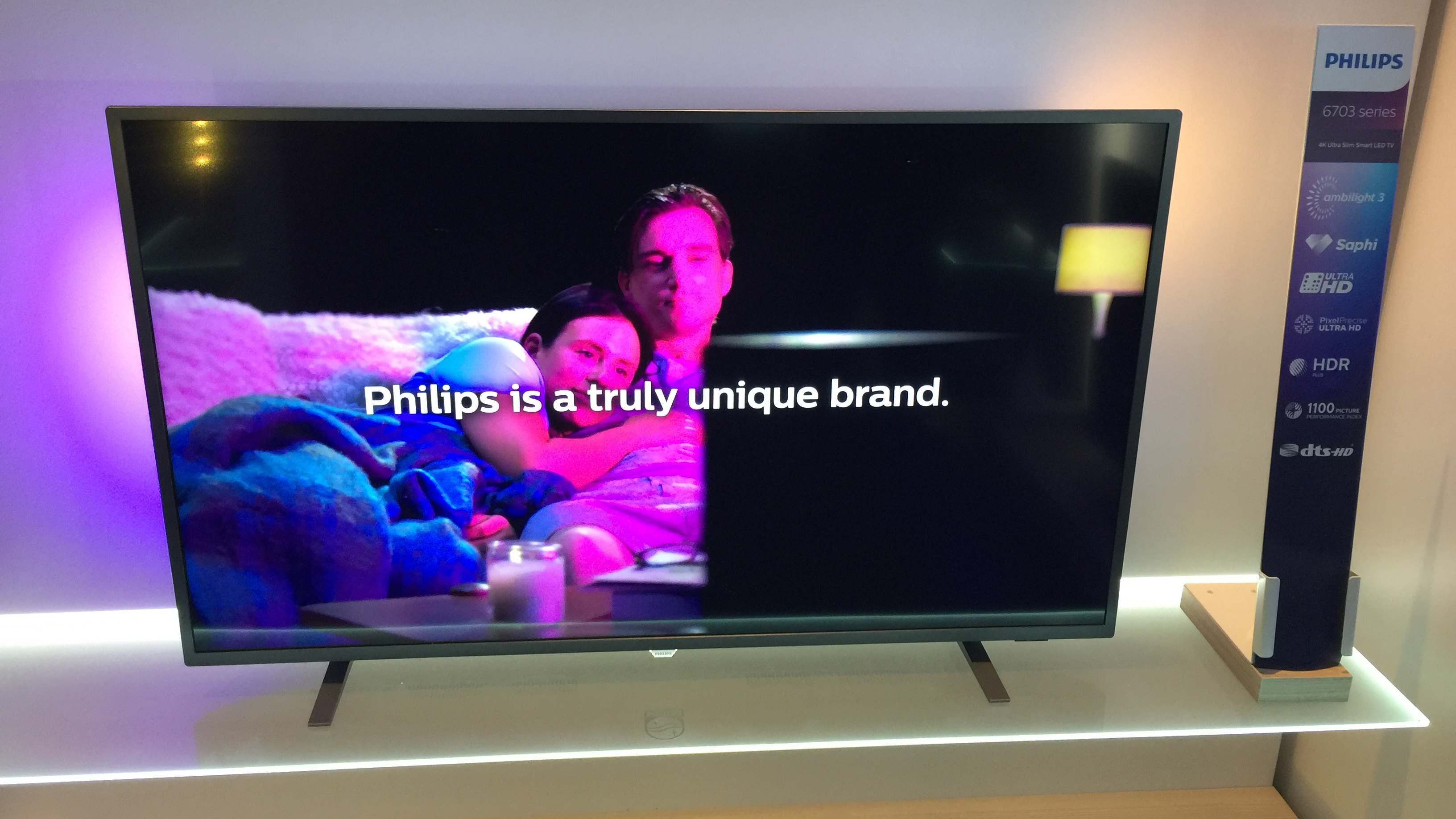 Hands on: Philips 6703 Series 4K HDR TV review | TechRadar