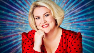 Strictly Come Dancing contestant Sara Davies