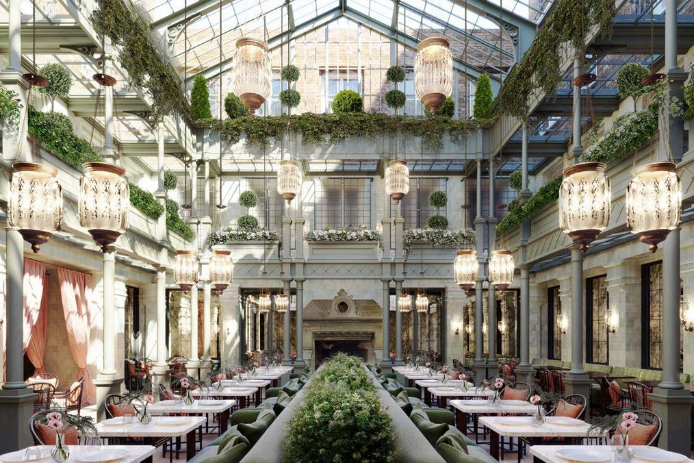 Best London design hotels – where to stay for an interiors fix