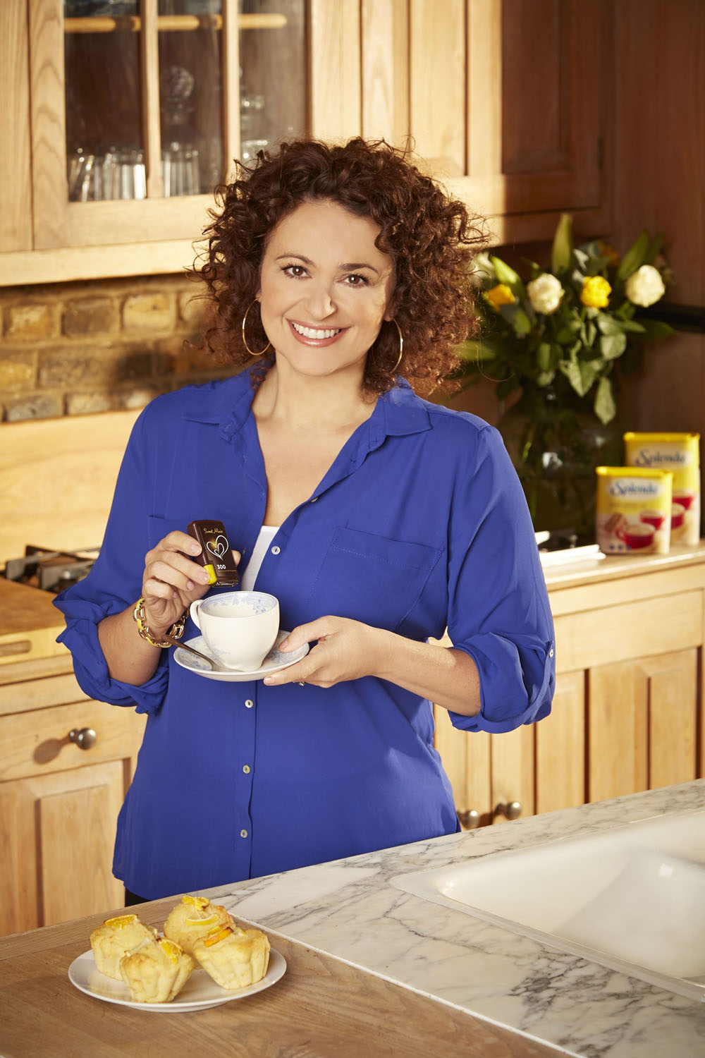 Itv presenter nadia sawalha reveals she wants a facelift news tv