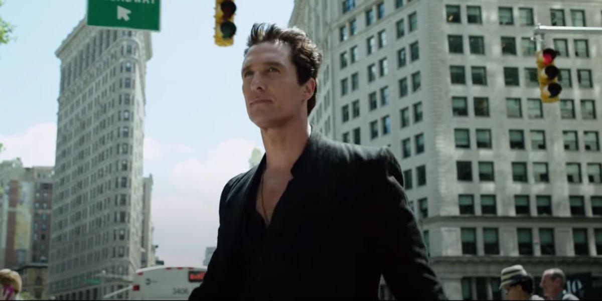 Matthew McConaughey 2018 The Dark Tower screenshot