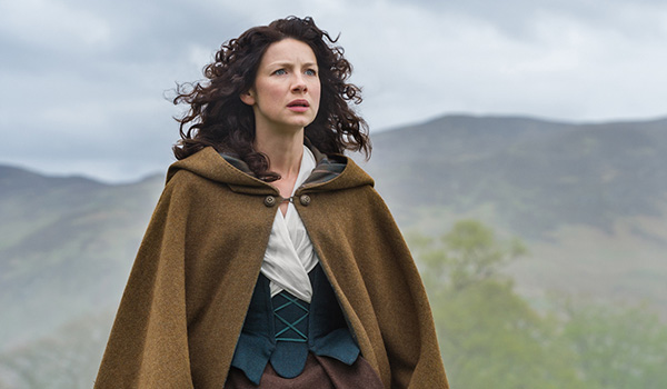 claire fraser looking shocked outlander