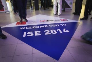 ISE 2014 Breaks 50,000 Attendees for New Record