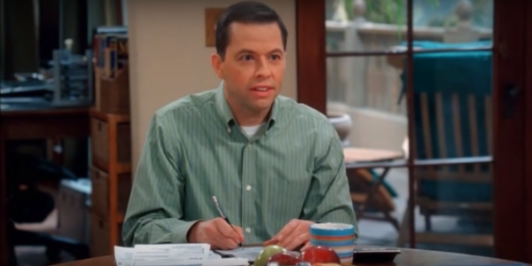 Two and a Half Men Jon Cryer Alan CBS