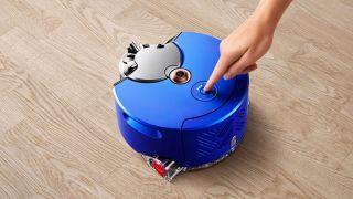 Dyson 360 Heurist Robot Vacuum Cleaner