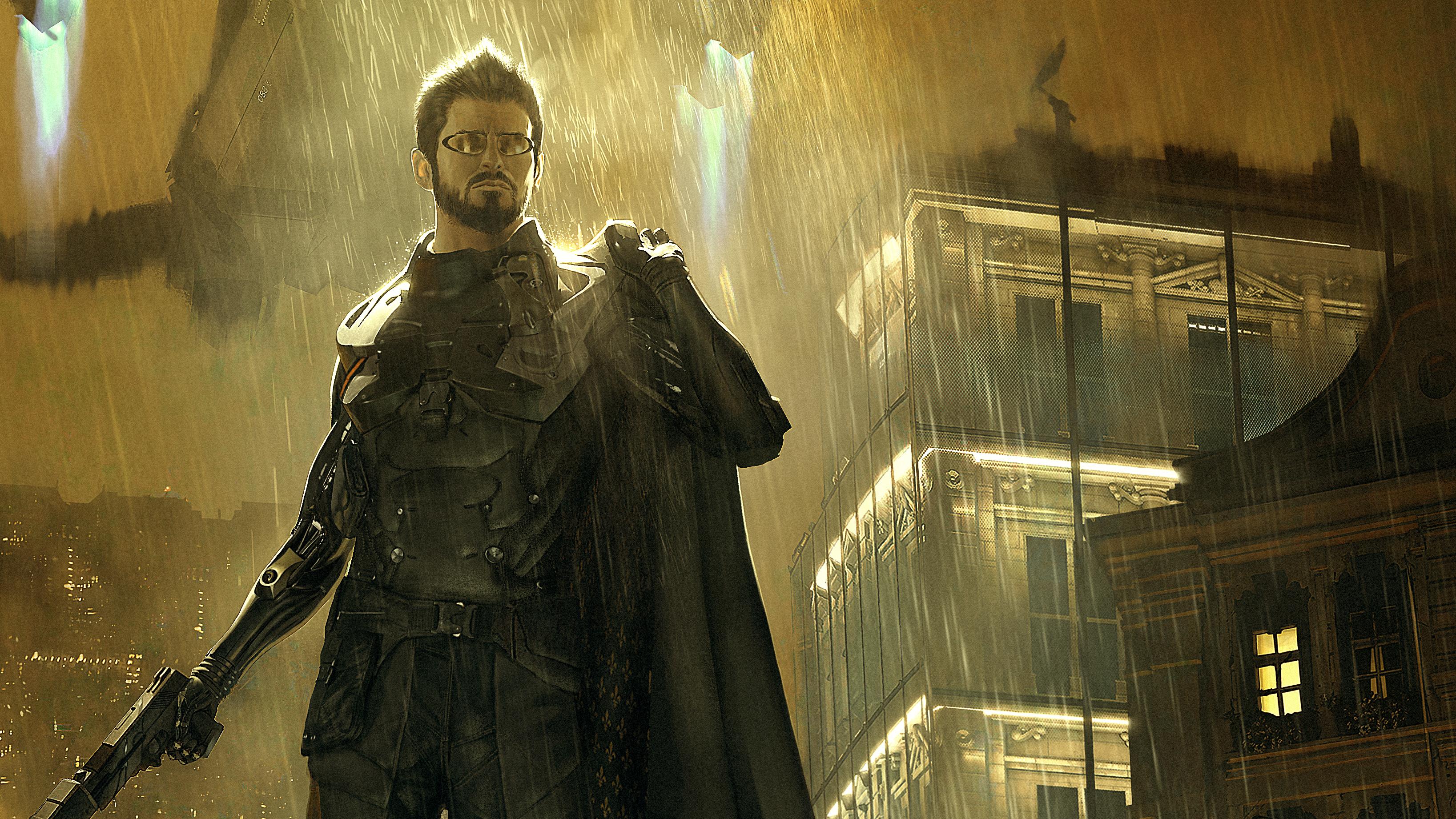 Deus Ex: Mankind Divided review | GamesRadar+