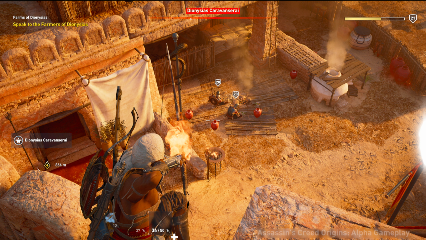 Assassin S Creed Origins Will Fix The Series Map Icon Problem