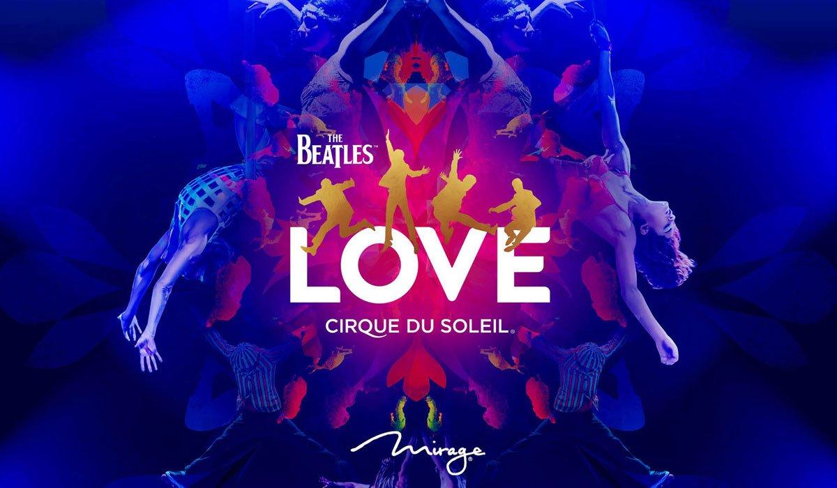 Beatles Love Promo Image
