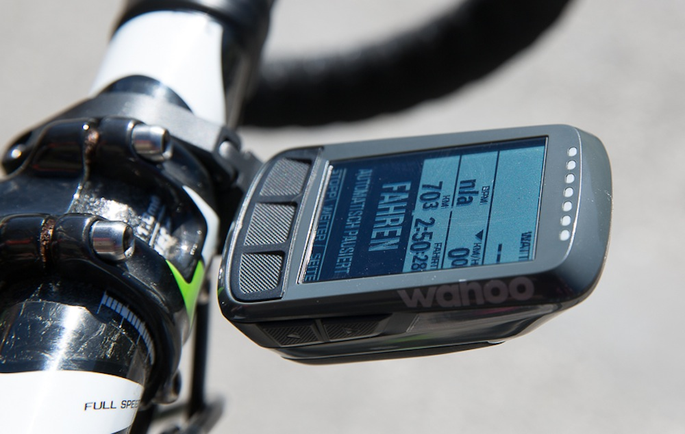 Should you use your phone instead of a cycling computer