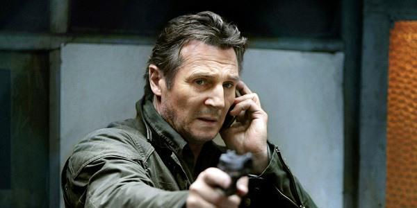 Liam Neeson as Brian Mills in Taken