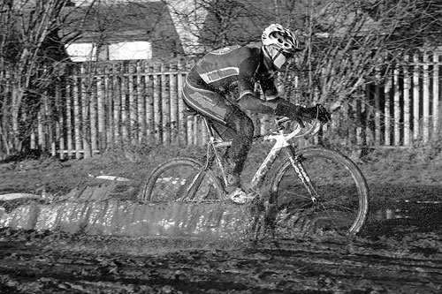 Mud, Cyclo-Cross National Championships 2011