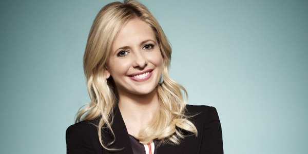 Sarah Michelle Gellar The Crazy Ones promo