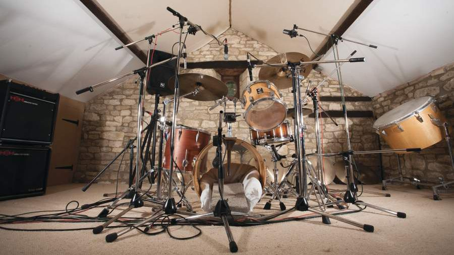 Sony's DrumNet tech aims to create drum parts using AI | MusicRadar