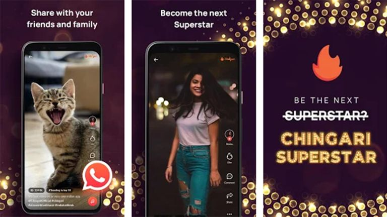 Chingari app