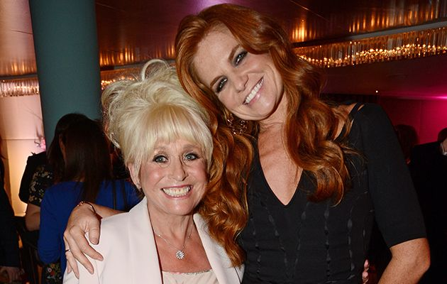 Patsy Palmer sends emotional message of support to Barbara Winsdor
