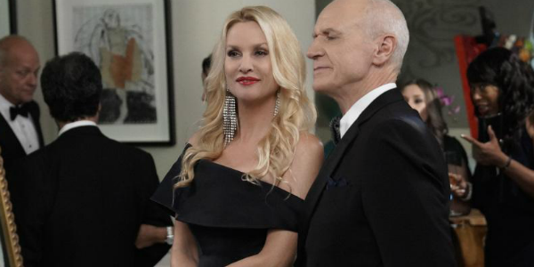 nicollette sheridan getty images