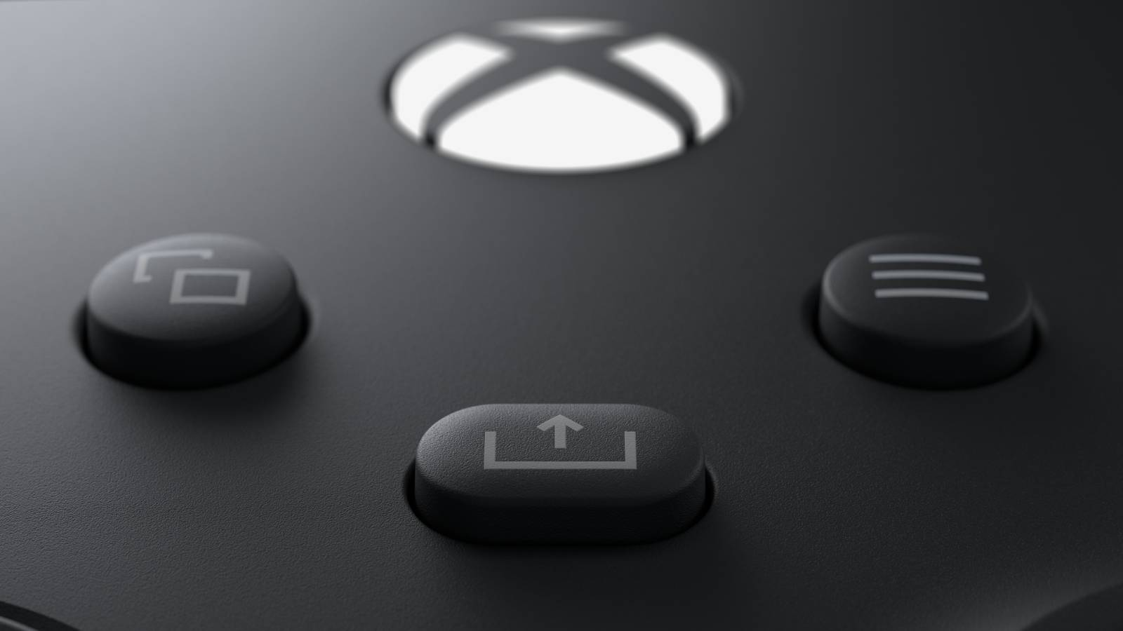 Xbox Séries X share button