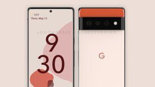 Google Pixel 6 and Pixel 6 Pro leaked renders reveal radical new design