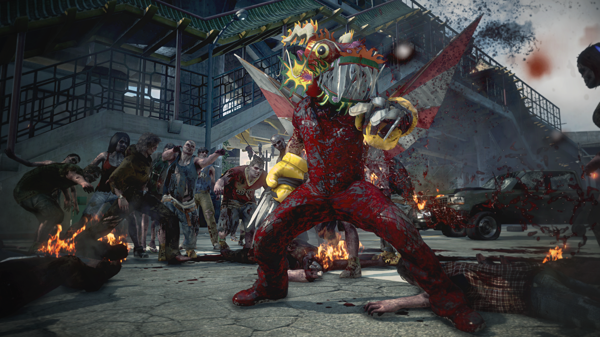 Dead rising 3 complete combo weapon guide gamesradar malvernweather Choice Image