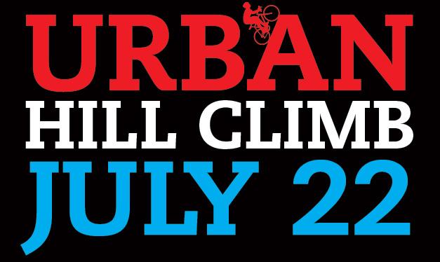 Rollapaluza Urban Hill Climb logo