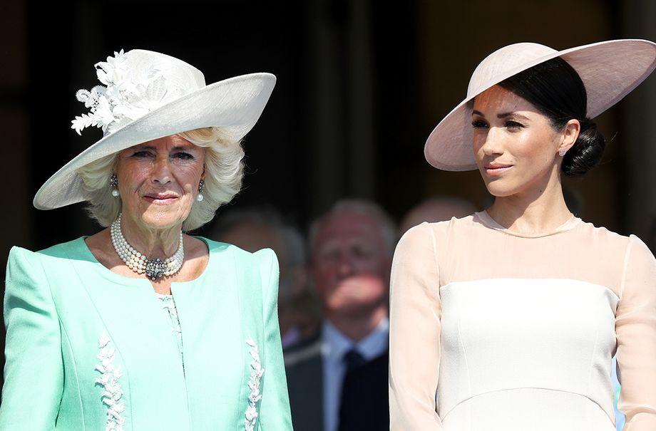 duchess camilla meghan markle demellier handbag