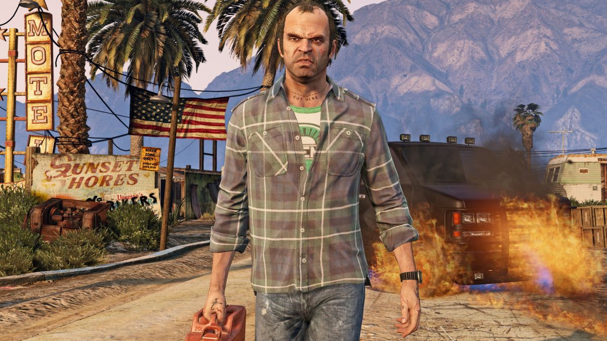 GTA 5 has sold five million copies since May, for a lifetime total of 115 million